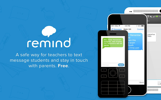 Image result for remind text message